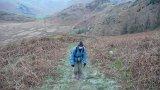 Ascending Lingmoor Fell